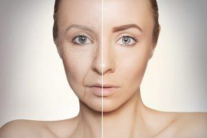 Starzenie się skóry - dbanie o jej elastyczność